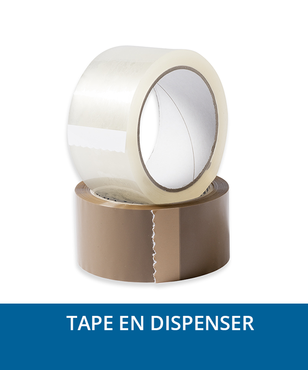Tape en Dispenser