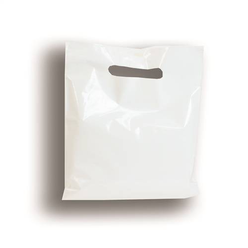 Baggie 450 mm x 510 mm Wit