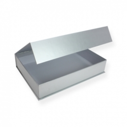 Magno Giftbox A4/C4 Zilver 320x230x60 mm